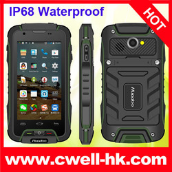 100% original Huadoo V3 8GB 4.0 inch, smartphone android OS 4.4 Shockproof / Waterproof, ultra slim android smart phone