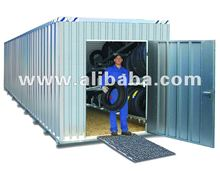 Tyre Store Container RL6000 - for your business!