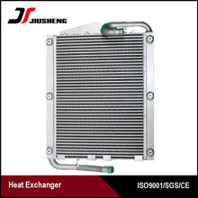 Wuxi Plate-bar Oil Cooler For Construction For Doosan DH60-7