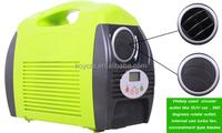 Portable refrigerated air conditioner