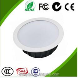 low ceiling chandelier 10w/15w/21w/30w 42w SMD store fixture manufacturer china