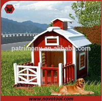 Cheap Wooden Dog Cage / Dog Kennel /fancy dog house