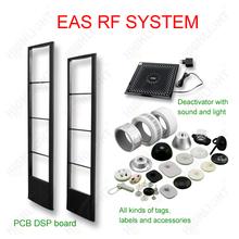 Highlight R009 wide read distance aluminium alloy EAS system RF antenna 8.2mhz / eas rf security alarm system