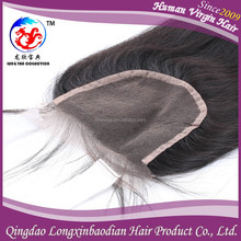 Free parting best quality and high quality silk base lace closure new style