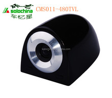 480TVL HD security Waterproof wireless car security camera install to windshield