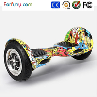 Factory sell directly 10 inch 2 wheel self balancing scooter 2 wheels electric scooter