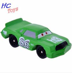 Cartoon Cars 2 World Grand Prix Toy, Mini Cartoon Car Model, Cartoon Car Figure