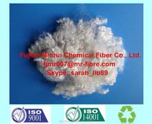 Polyester Staple Fibre Manufactured From Waste Of Polyethylene Terephtalate Bottles (pet)bottles