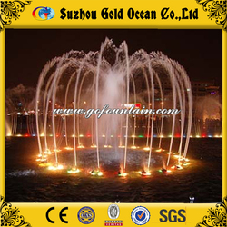 New star home use dancing musical fountain made in China