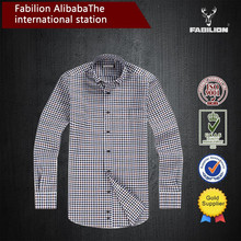 OEM service 2015 new fashion euro latest style shirts for men