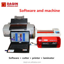 Daqin vinyl print and cut plotter for any mobile skin in Cyprus