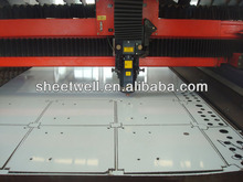 sheet metal laser cutting products fabrication in China