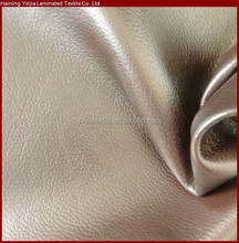 artificial leather manufacturers 100% PU leather for sofa