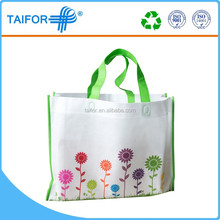 Recyclable non-woven fabric tote bag for T-shirt bag