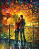 The most popular home decoration oil painting