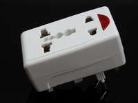 HD-931L-1 cheap practical patented world travel adapter plug
