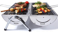 high polish charcoal grill, lahore stainless steel barrel bbq grills