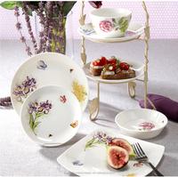 fine design new bone china high quality die casting aluminum cookware