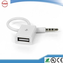 usb to 3.5mm serial cable usb female to 3.5mm male