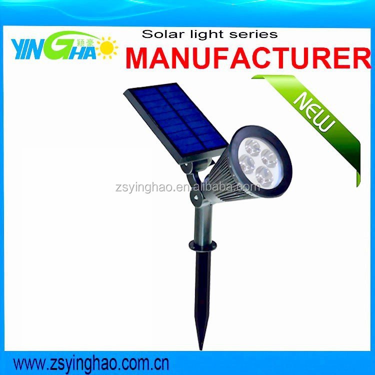 200 Lumen Solar Powered Led Light Solar Powered Led Light