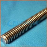 China suppliers export din975/din976 b16 thread rod