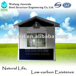 2012New Design Beautiful Appearance Mobile Sentry Box