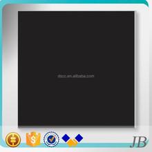 2015 Hot Sale New design 600*600mm porcelain ceramic tile of black pulaty USD 4.39 per meter tile flooring