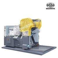 Paper and Plastic Film Smooth Auto Die Cut Machine 780mm