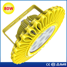 flameproof 20-120W oil field mining led explosion proof floodlight