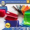 crack resistant factory direct sale perspex plastic sheet