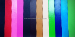 Colorful PVC sponge leather best for sofas / shoes / handbags / luggage