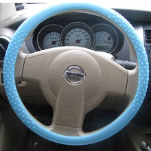 Silicone steering wheel cover /car steering wheel cover