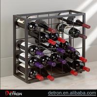 stylish popular metal wine stopper display rock