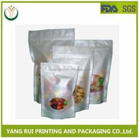 2014 Newest Product Factory Price Aluminum Foil Cooking Bags,Aluminum Foil Plastic Bag,Reusable Aluminum Foil Bag
