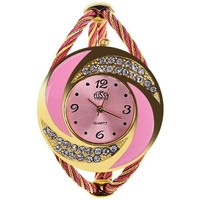 Lady Dress Watch 2015 Vogue Elegant Rhinestone Bangle Watches Women Wristwatch relogio feminino