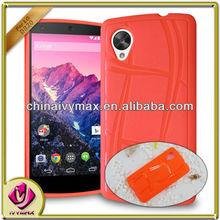 for LG nexus 5 wholesale tpu mobile phone accessory