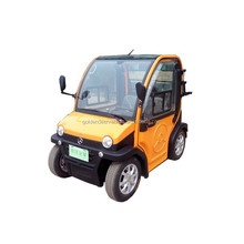 Popular in Japan Green Energy Benci Mini Four Wheel Electric Car