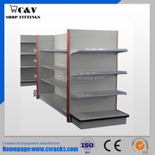 Grocery store shelf from China manufacturer