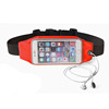Wholesale high quality running waist belt with bag