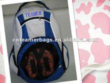 baseball school backpack basketball backpack with side pockets