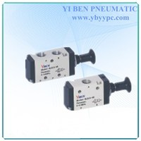 4R Series 3L.4L Pneumatic Control hand mechanical switching valve