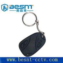 cheapest price Security system SD card storage wireless mini dv car key camera gift BS-736