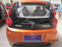 China supply left hand used electric car