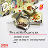 Dafa dairy milk chocolate names