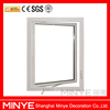 aluminum hand-crank open wind open casement window