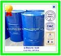 Butírico ácido, bta, saborizante de alimentos, cadena corta ácidos grasos, 107-92-6