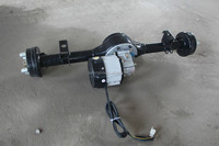 spare parts for E rickshaw Electric tricycle parts in china HLD MZ motor