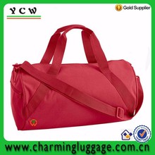 Polyester fabric custom available hot sale new design washable duffle bag