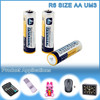 Um3 R6 1.5v aa non-rechargeable battery