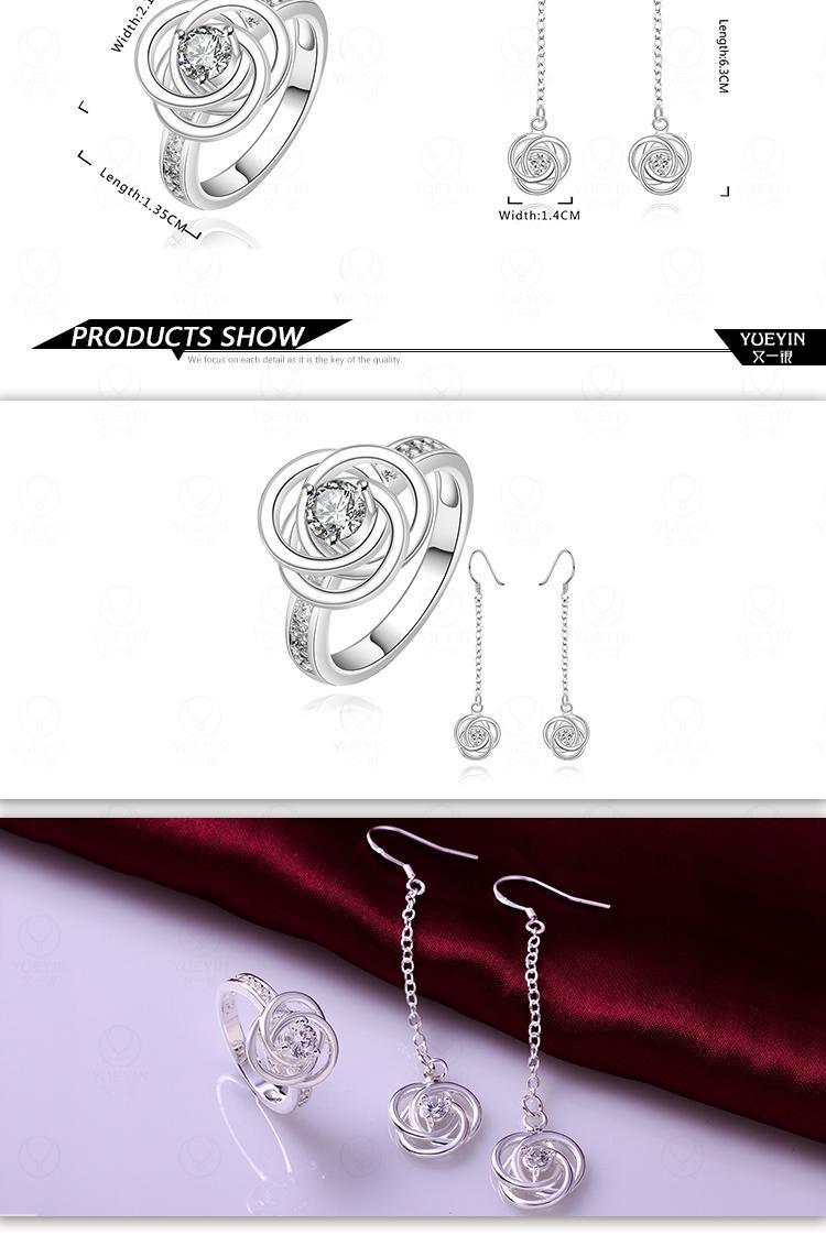 Bijoux Argent Qualité : Exquis ? la main sans nickel top qualit? bijoux en